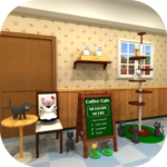 Escape Game -Cat cafe