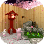Escape Game -Cherry Blossoms